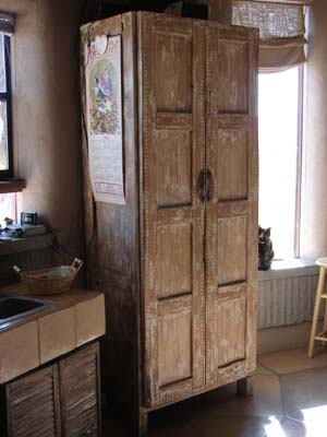 Pantry Cabinet Rustic Pantry Cabinet With E Lutz Design