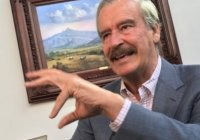 Ex Presidente Vicente Fox