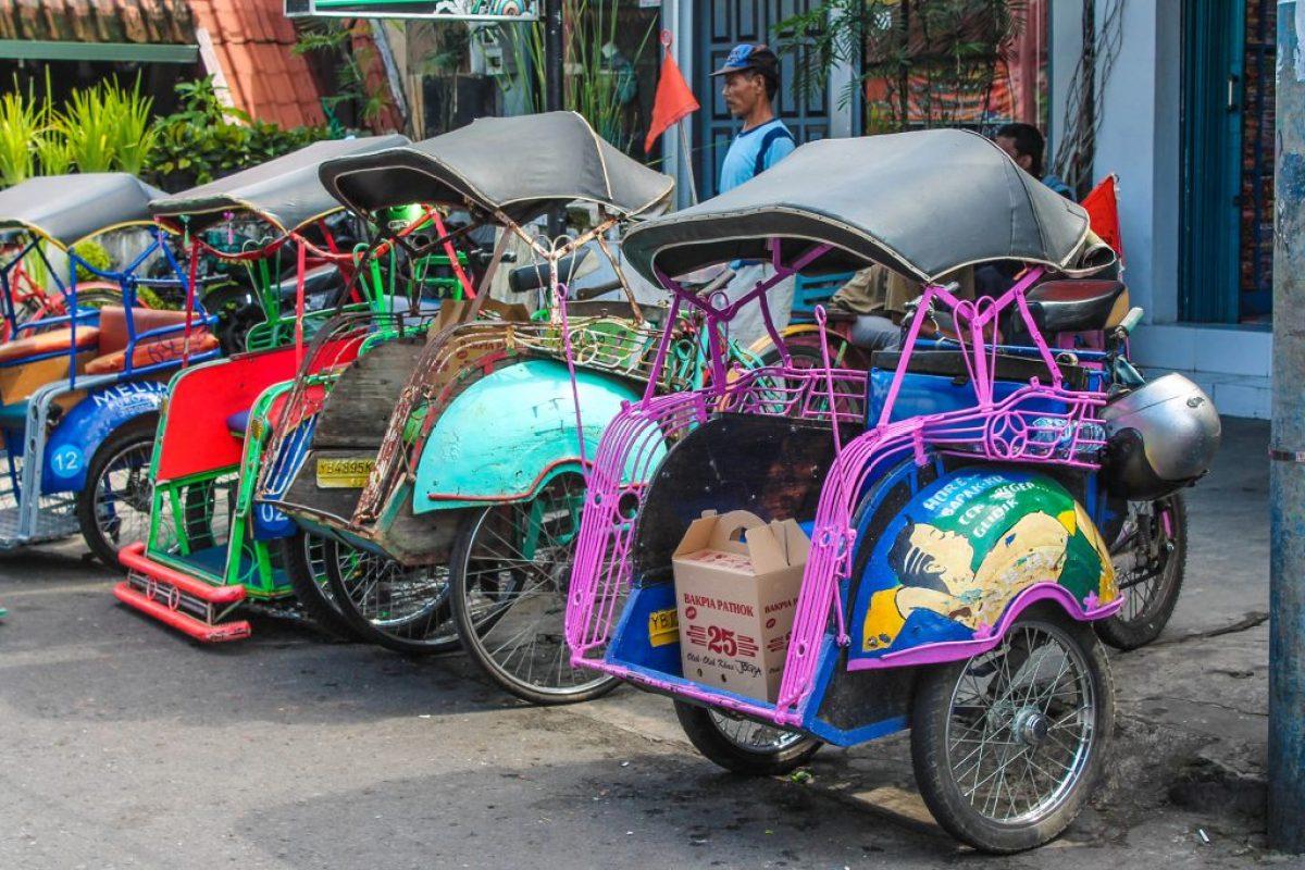 Ruta en Indonesia