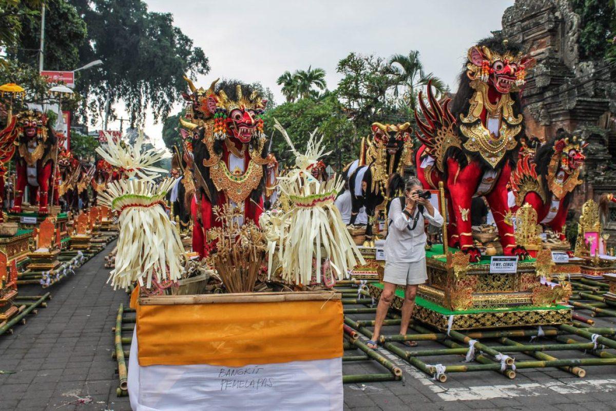 Bali con conductor - Día 2