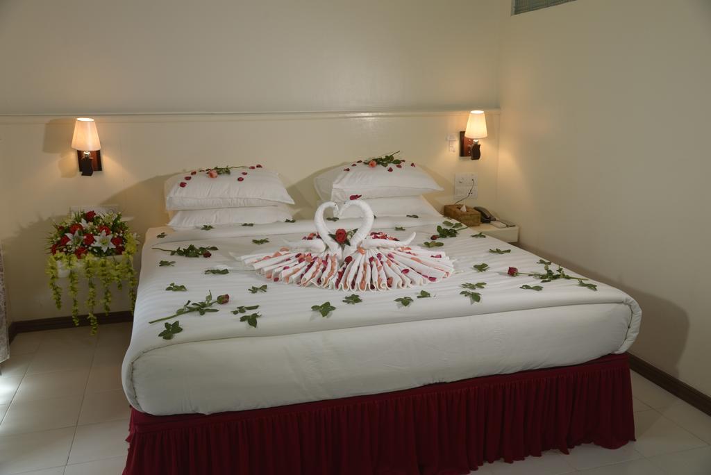 Hoteles en Myanmar