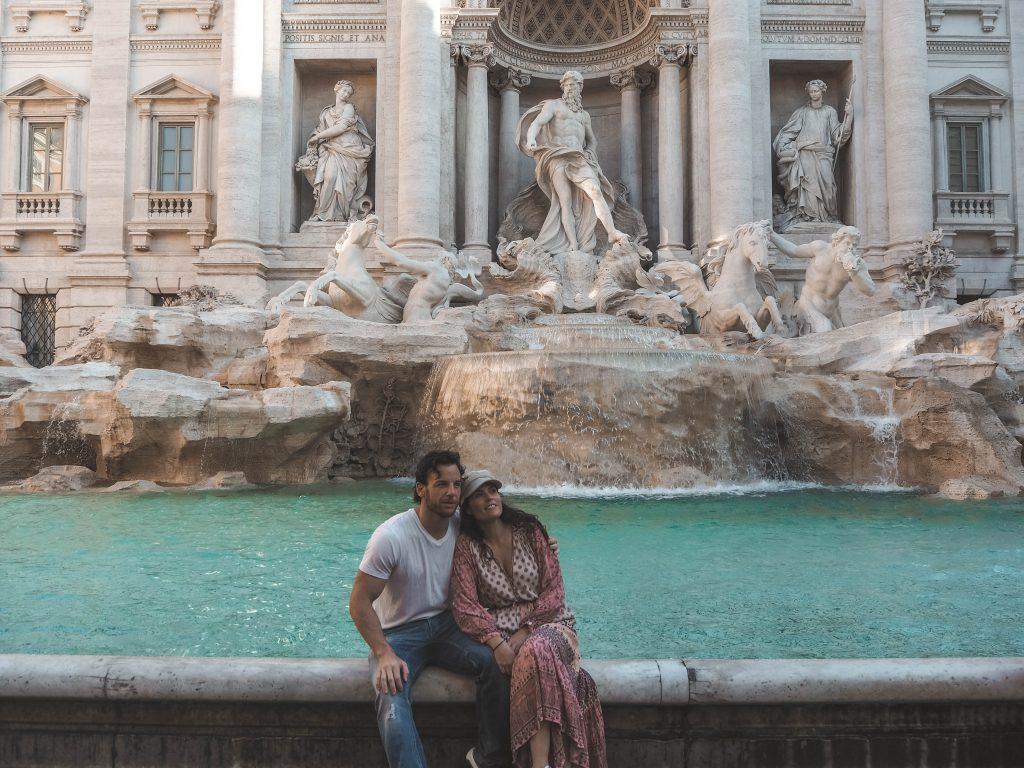 Recorrido por el centro de Roma