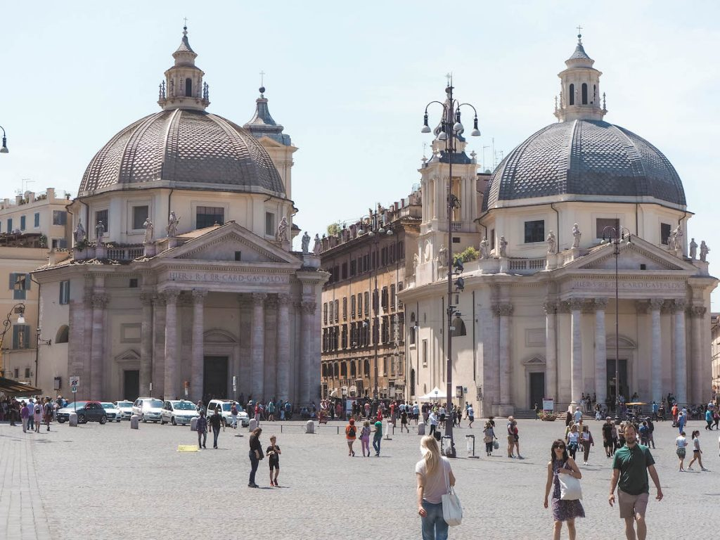 Plaza de Popolo