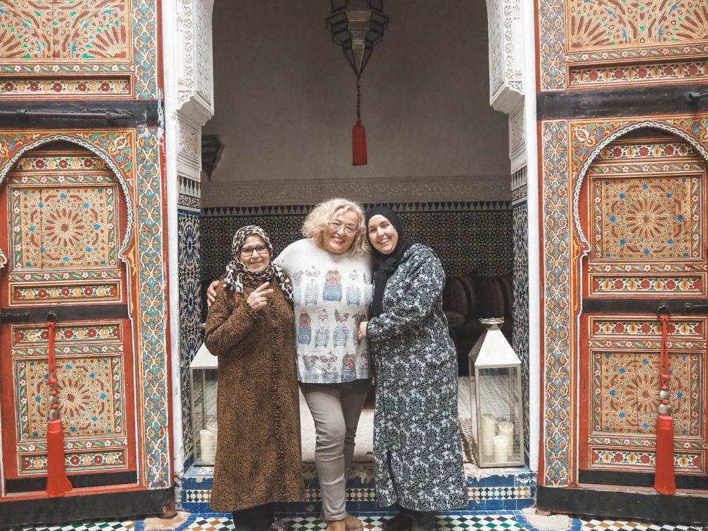 Donde alojarse en Fez