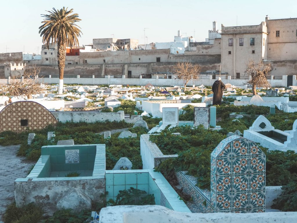 Cementerio de Tetuán