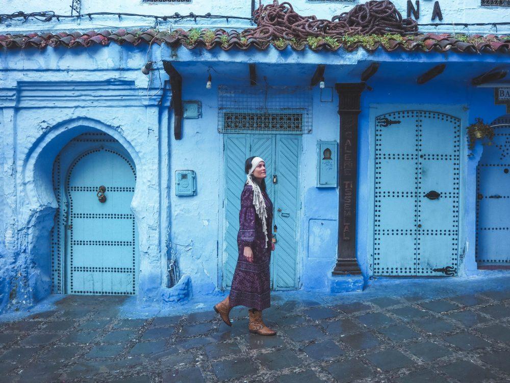 Preparativos de viaje a Marruecos