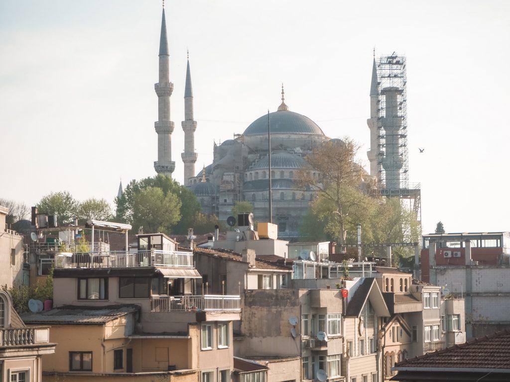 Donde alojarse en Estambul