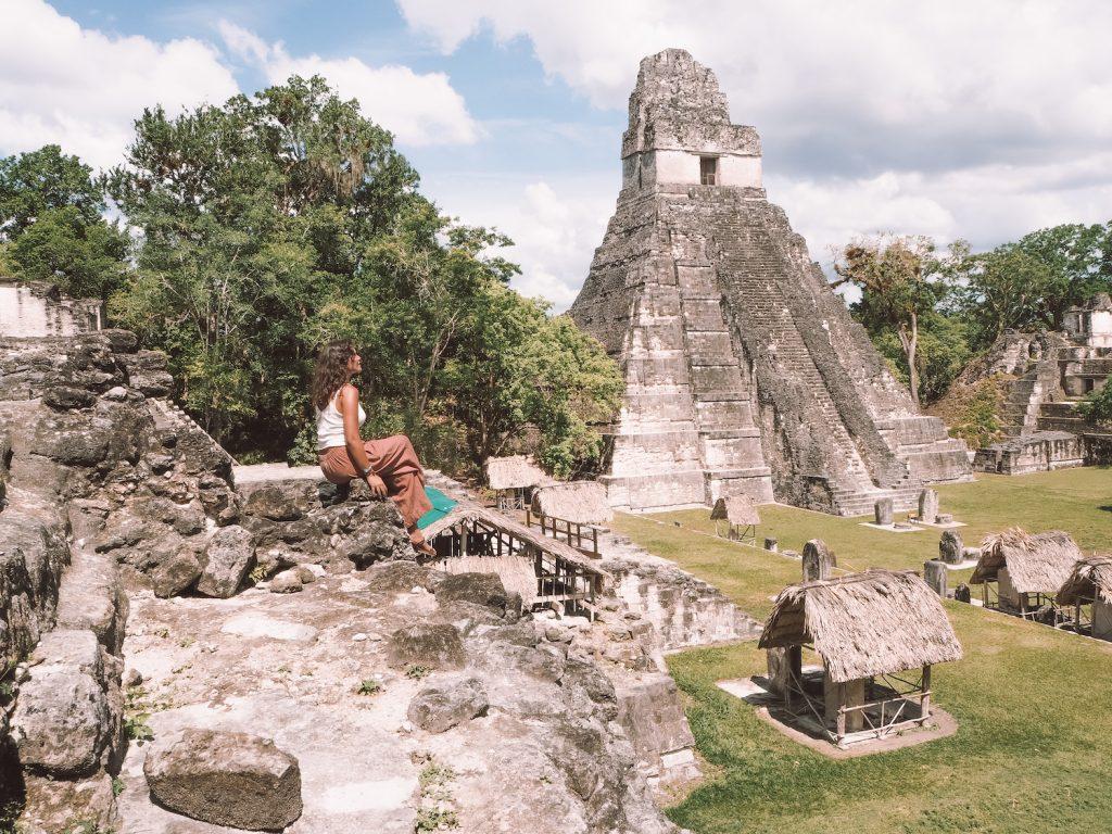 Tikal en Guatemala