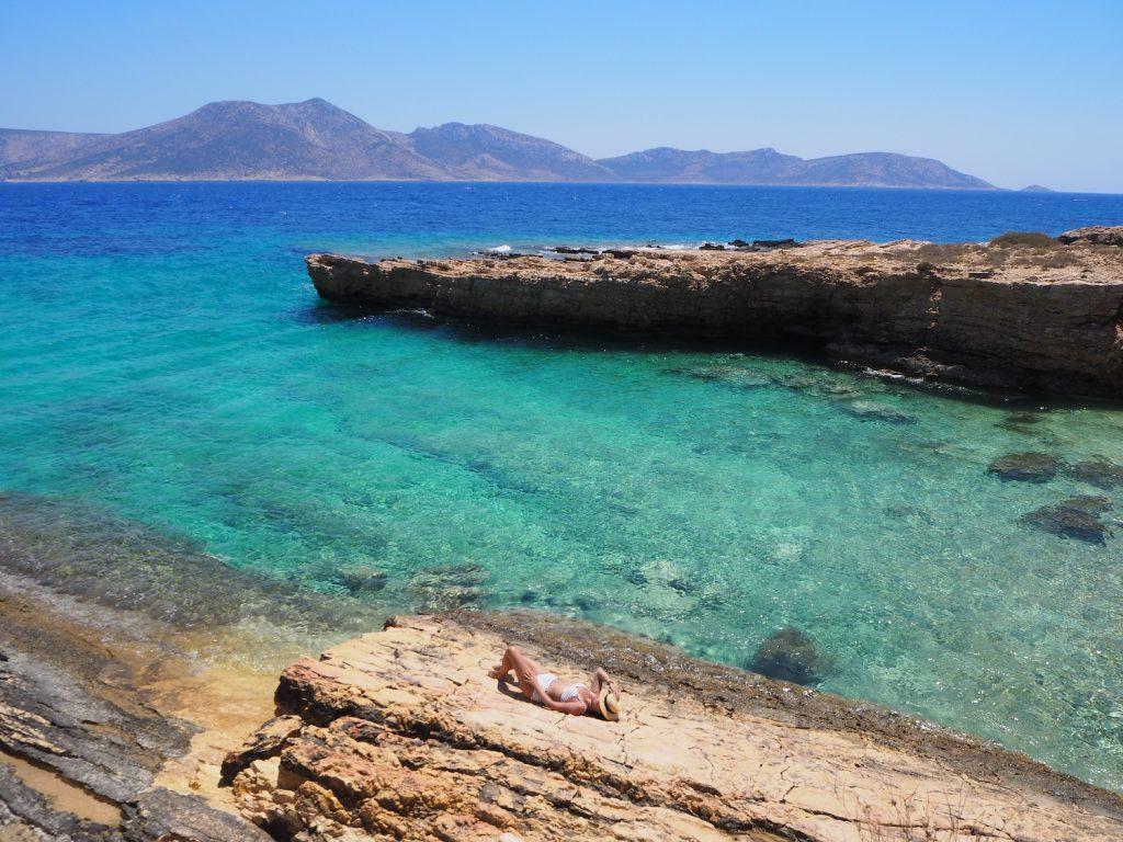 Preparativos de viaje a Grecia