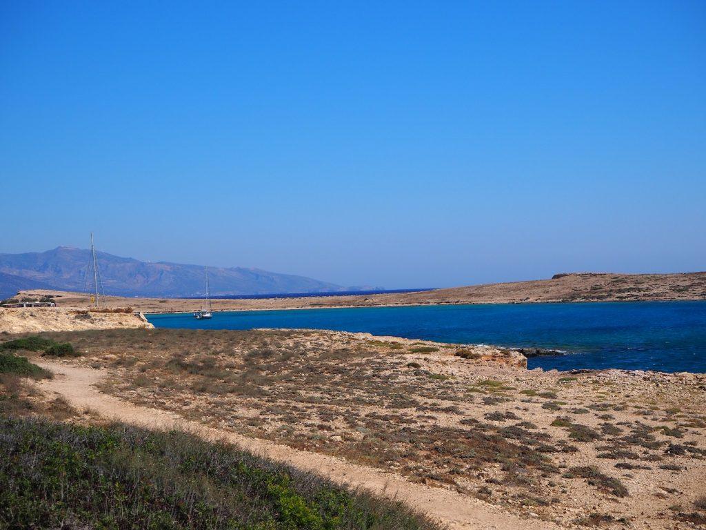 Viaje a Koufonisia en 2 días