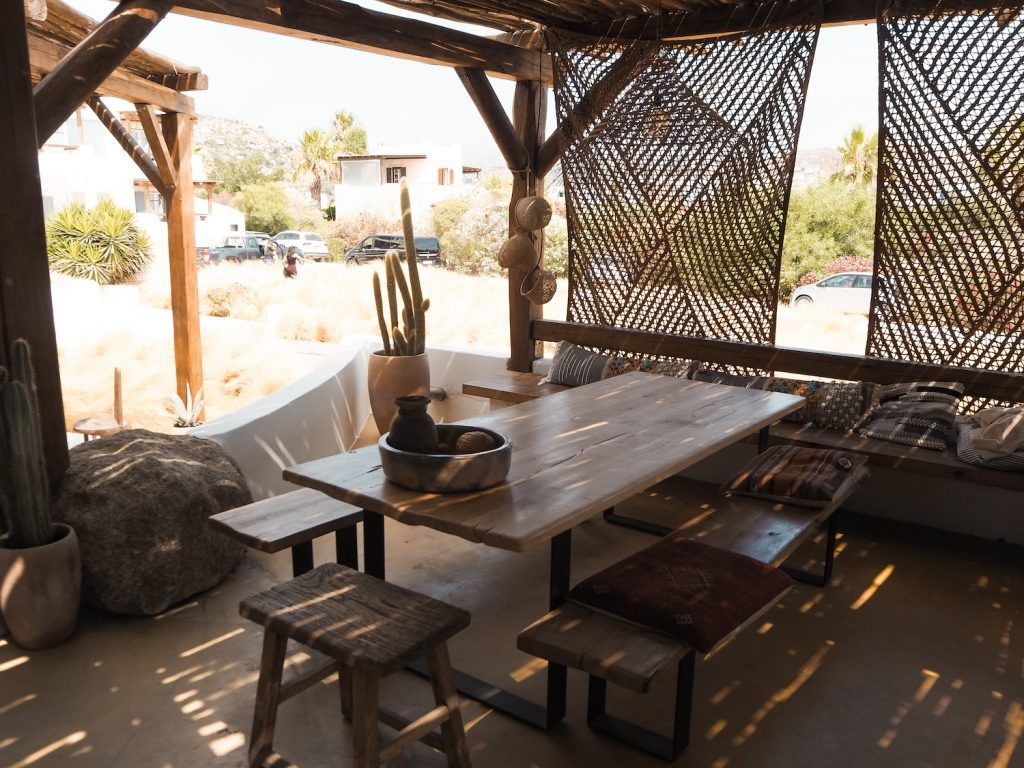Restaurante Tortuga en Plaka Naxos