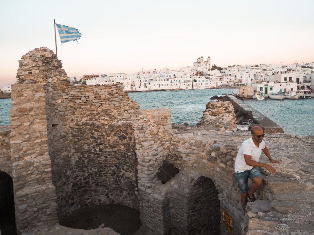 Castillo de Naoussa