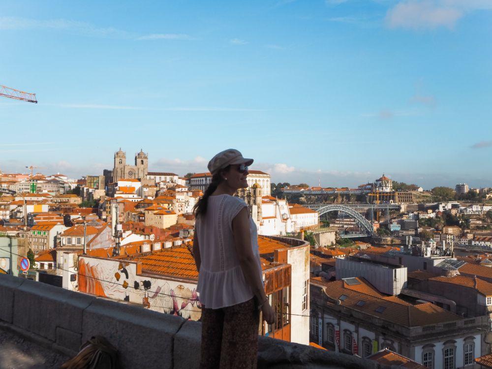 Miradores Oporto
