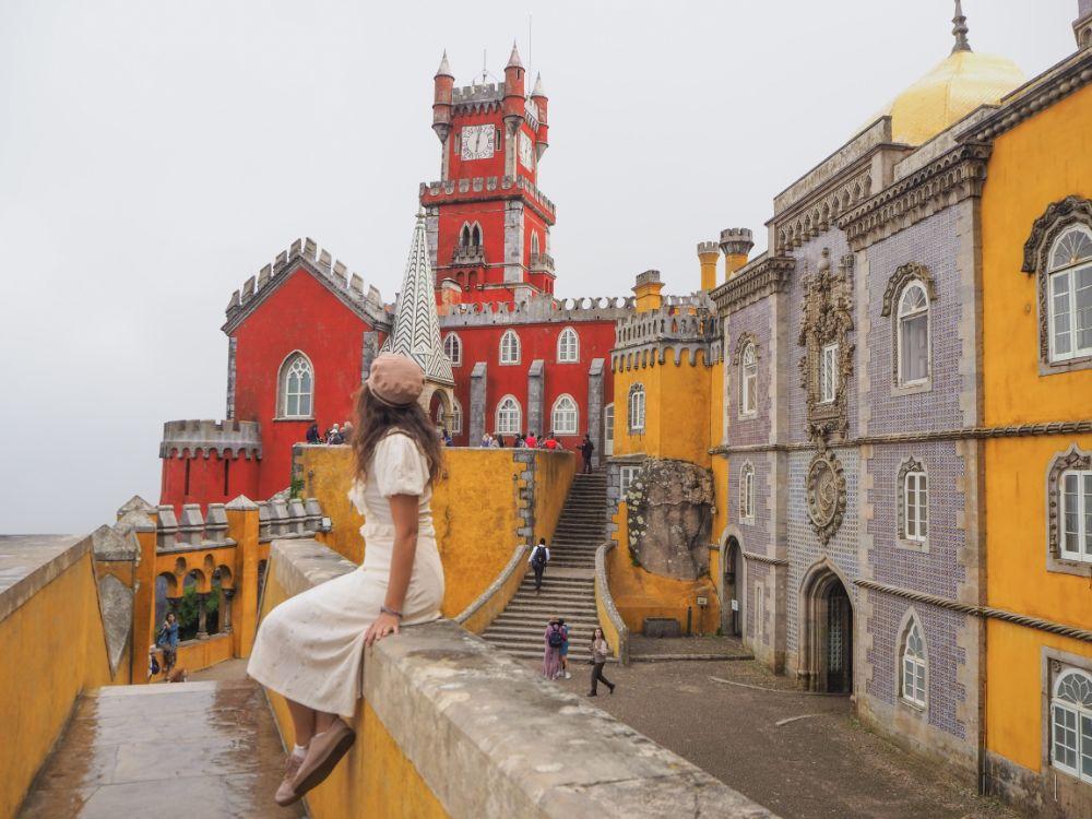 Guía de viaje a Sintra