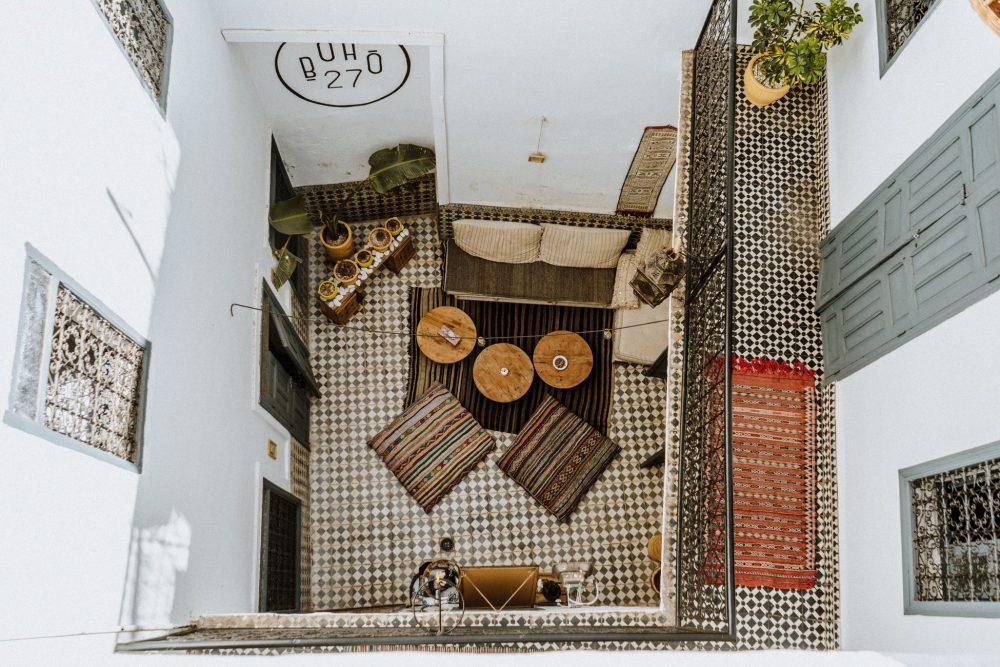 Hostel en Marrakech