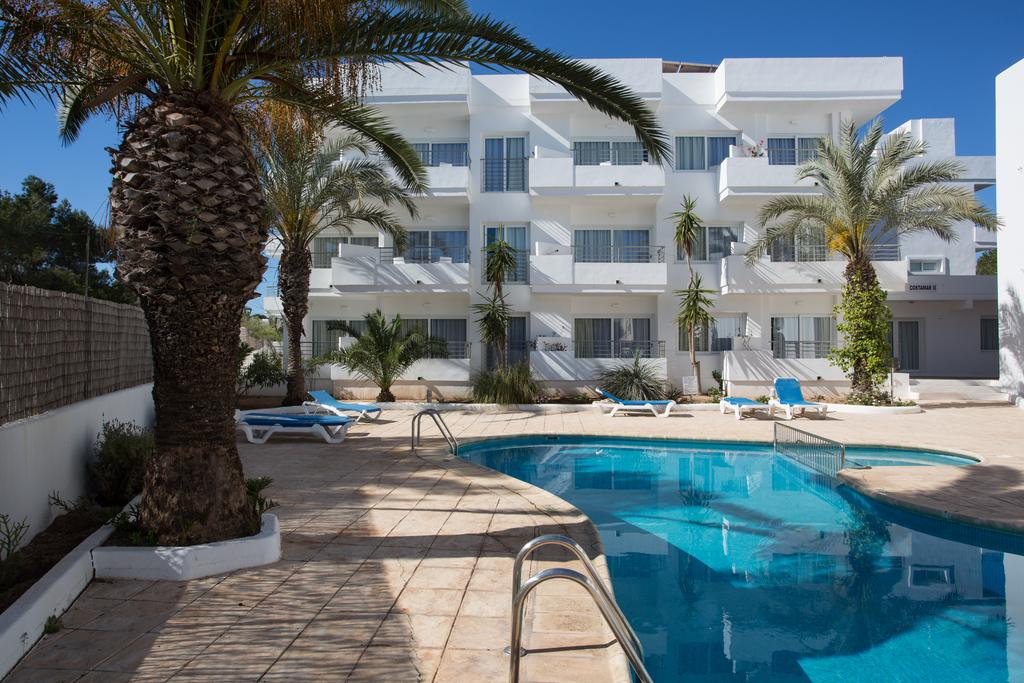 Apartamentos en Formentera
