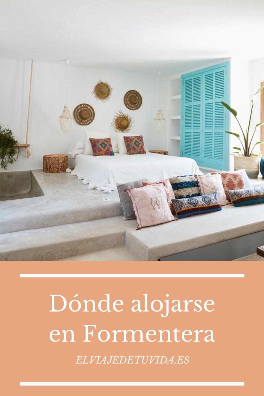 Dónde alojarse en Formentera