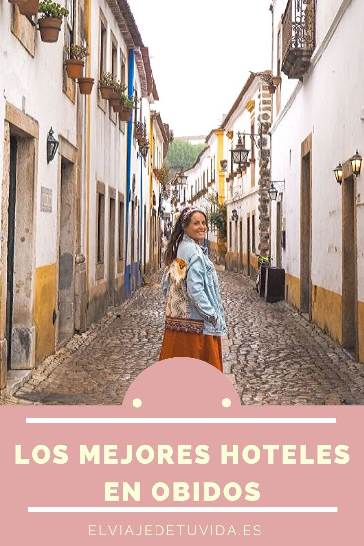 Dónde alojarse en Óbidos
