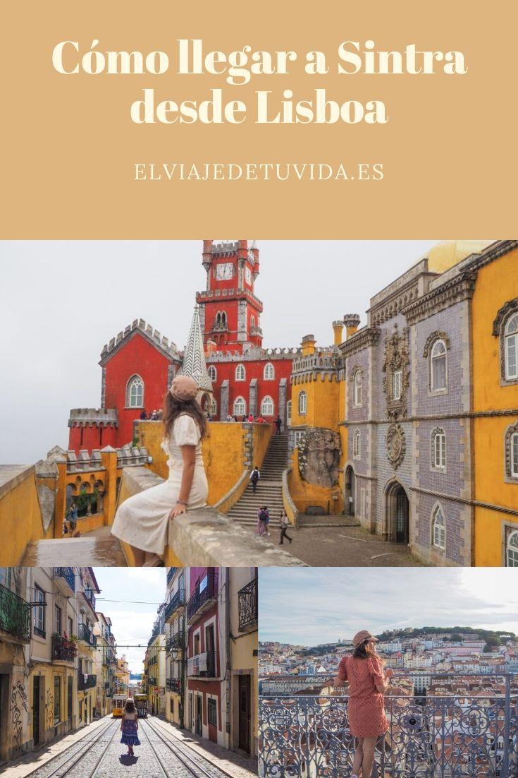 Cómo llegar a Sintra desde Lisboa