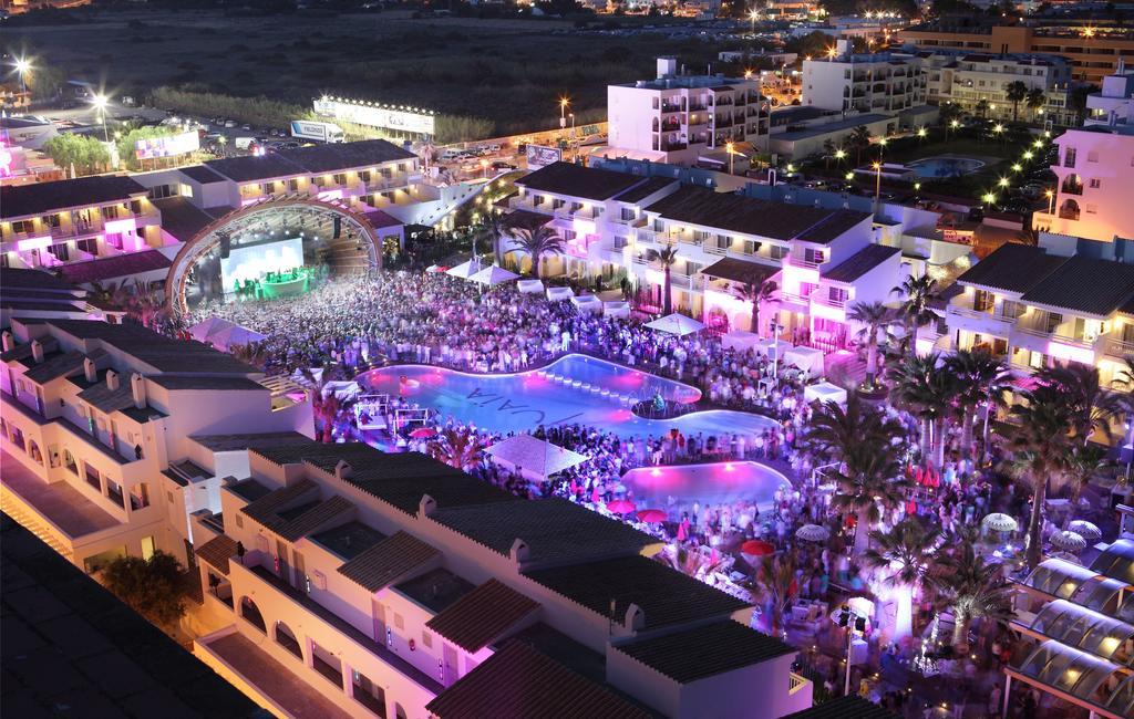 Ushuaia Beach en Ibiza