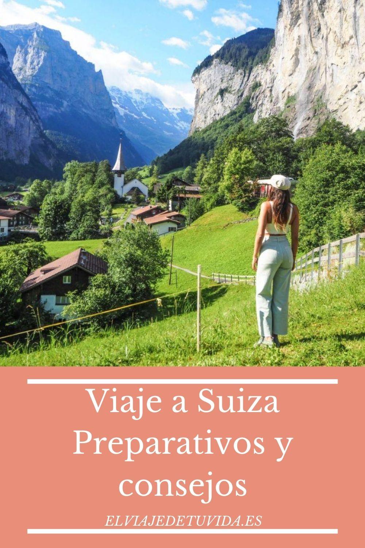 Viaje a Suiza