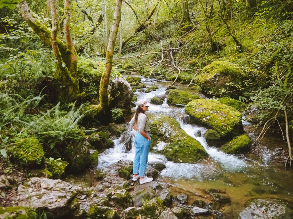 Ruta de viaje por el interior de Asturias
