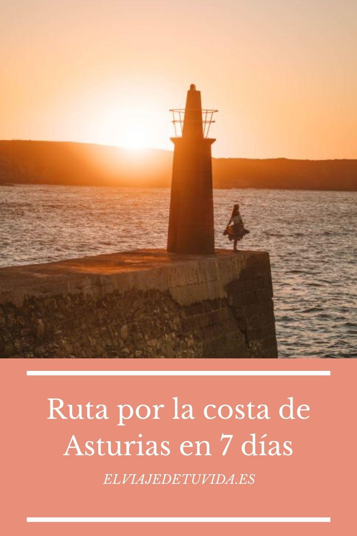 Ruta costa de Asturias
