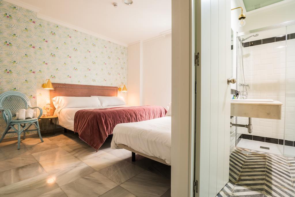 Hoteles en la Alameda de Sevilla