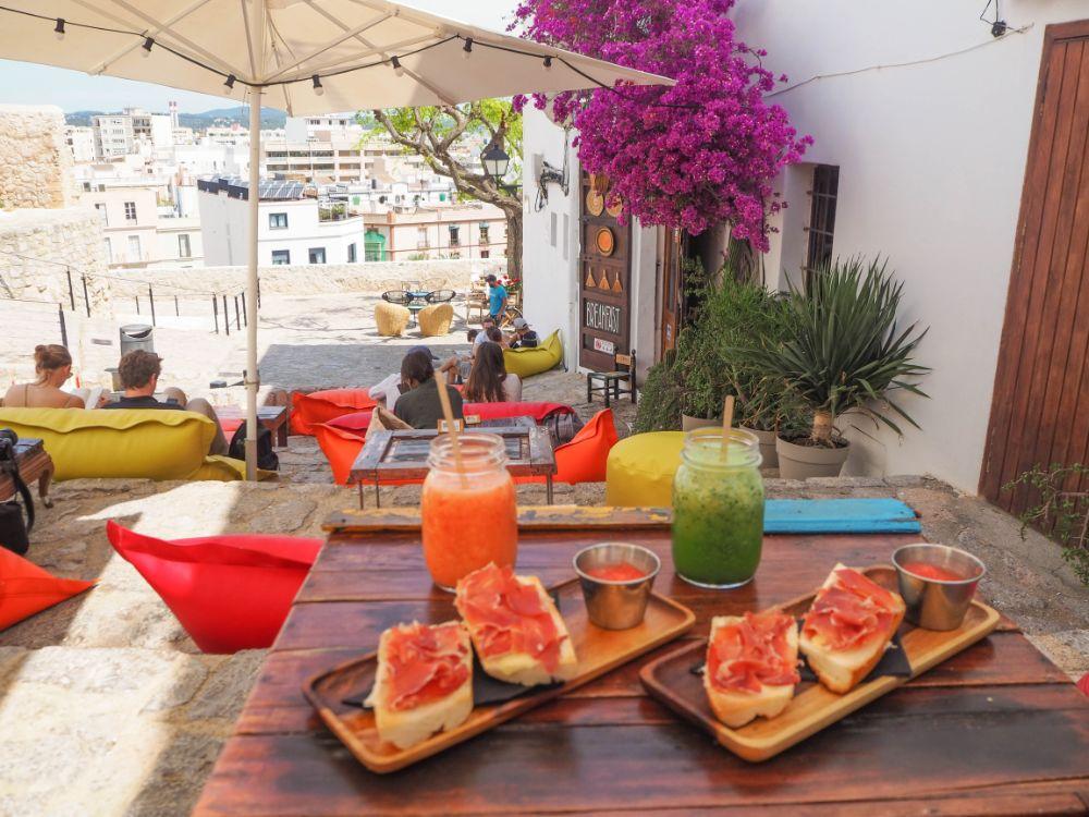 Donde comer en Ibiza