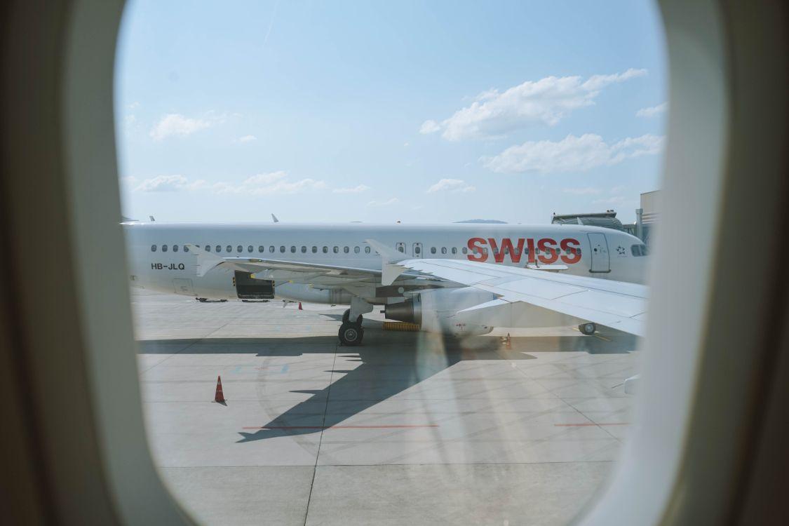 Vuelo con Swiss
