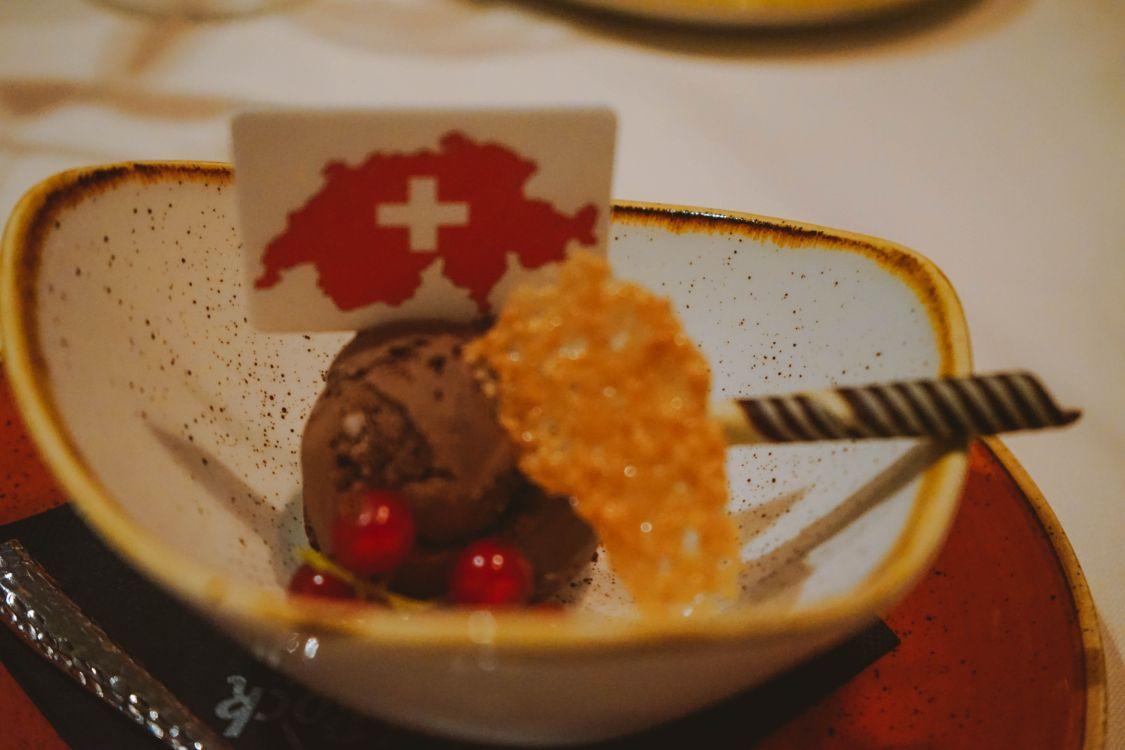 Cena especial día nacional de Suiza