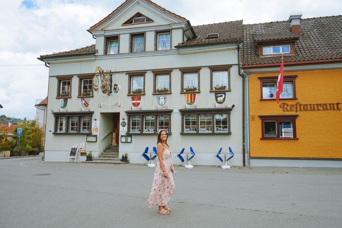 Plaza Appenzell