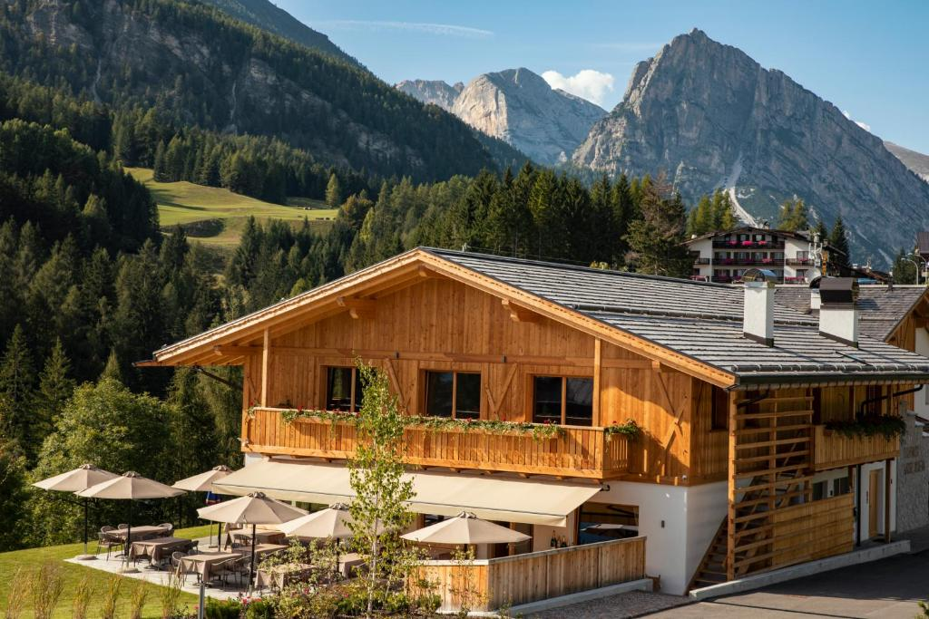 Donde alojarse en Cortina d´Ampezzo