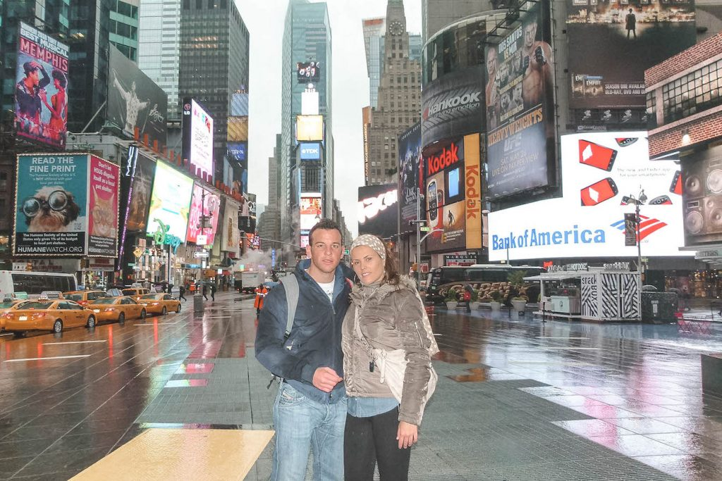 Midtown en Nueva York