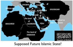 El imposible sueño del Califato