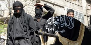 """Al-Nusra, """"oposición moderada"""" según los medios de difusión occidentales..."""