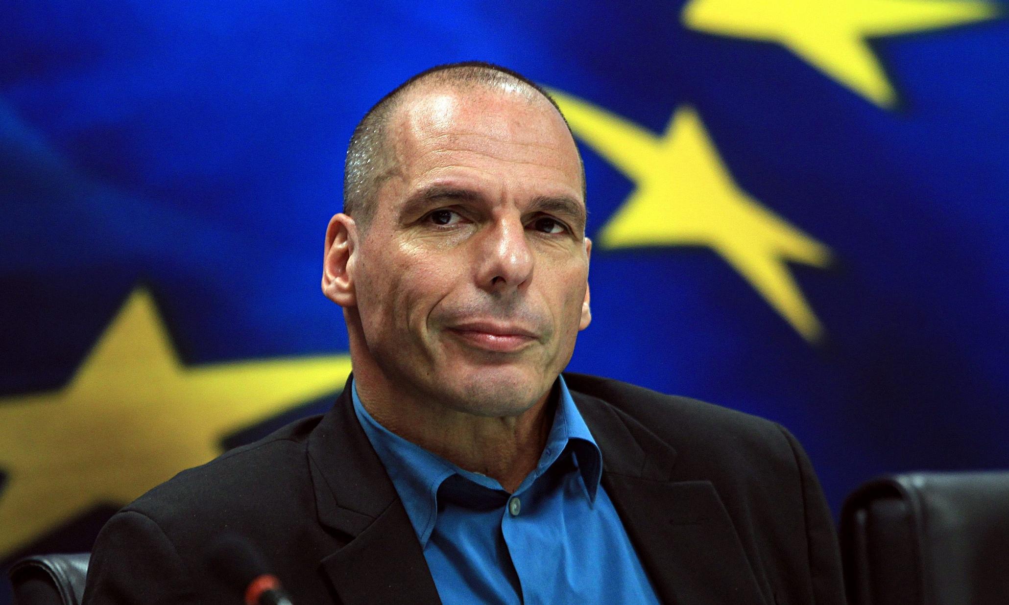 Resultado de imagen de varoufakis