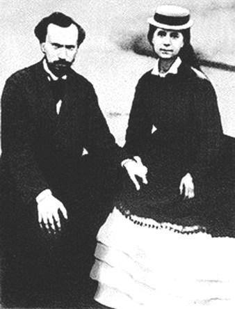 Amor y capital. Karl y Jenny Marx