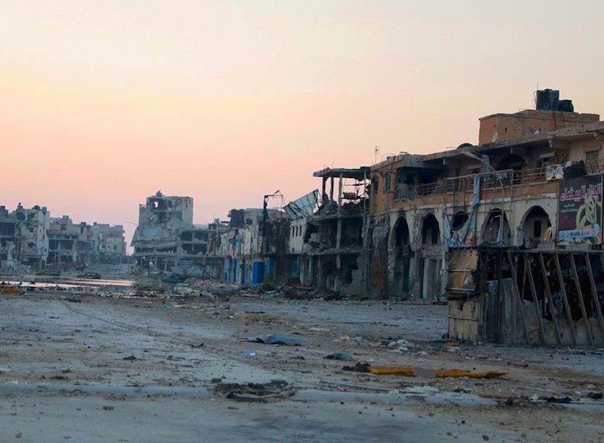 Libia hoy