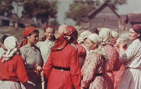 La Rusia soviética por John Reed
