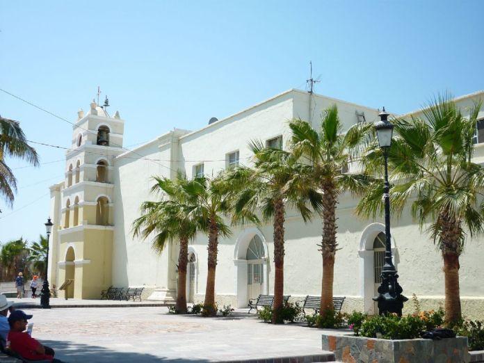 Mission of Nuestra Señora del PIlar