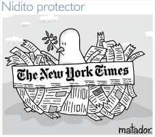Nidito protector (Matador)