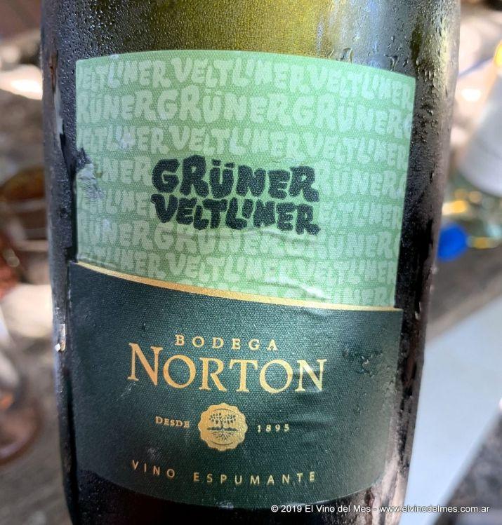 Norton Grüner Veltliner Brut Nature