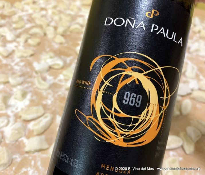 Doña Paula 969 2017 - El Vino del Mes de Abril
