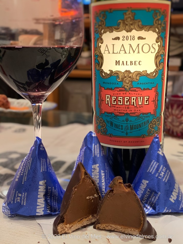 Alamos Malbec Reserve