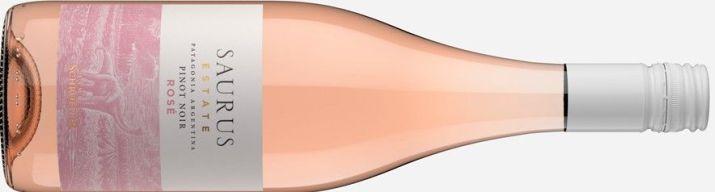 Saurus Estate Pinot Noir Rosé 2020