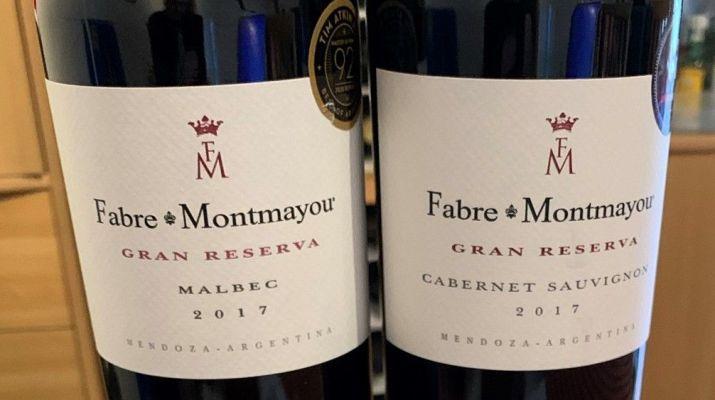 Fabre Montmayou Gran Reserva