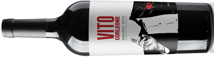 Vito Corleone Malbec 2019