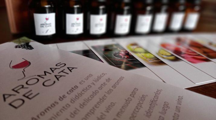 Aromas de cata