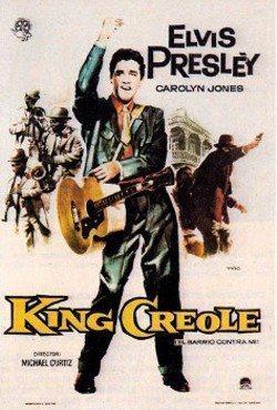 KingCreole_SpainPoster
